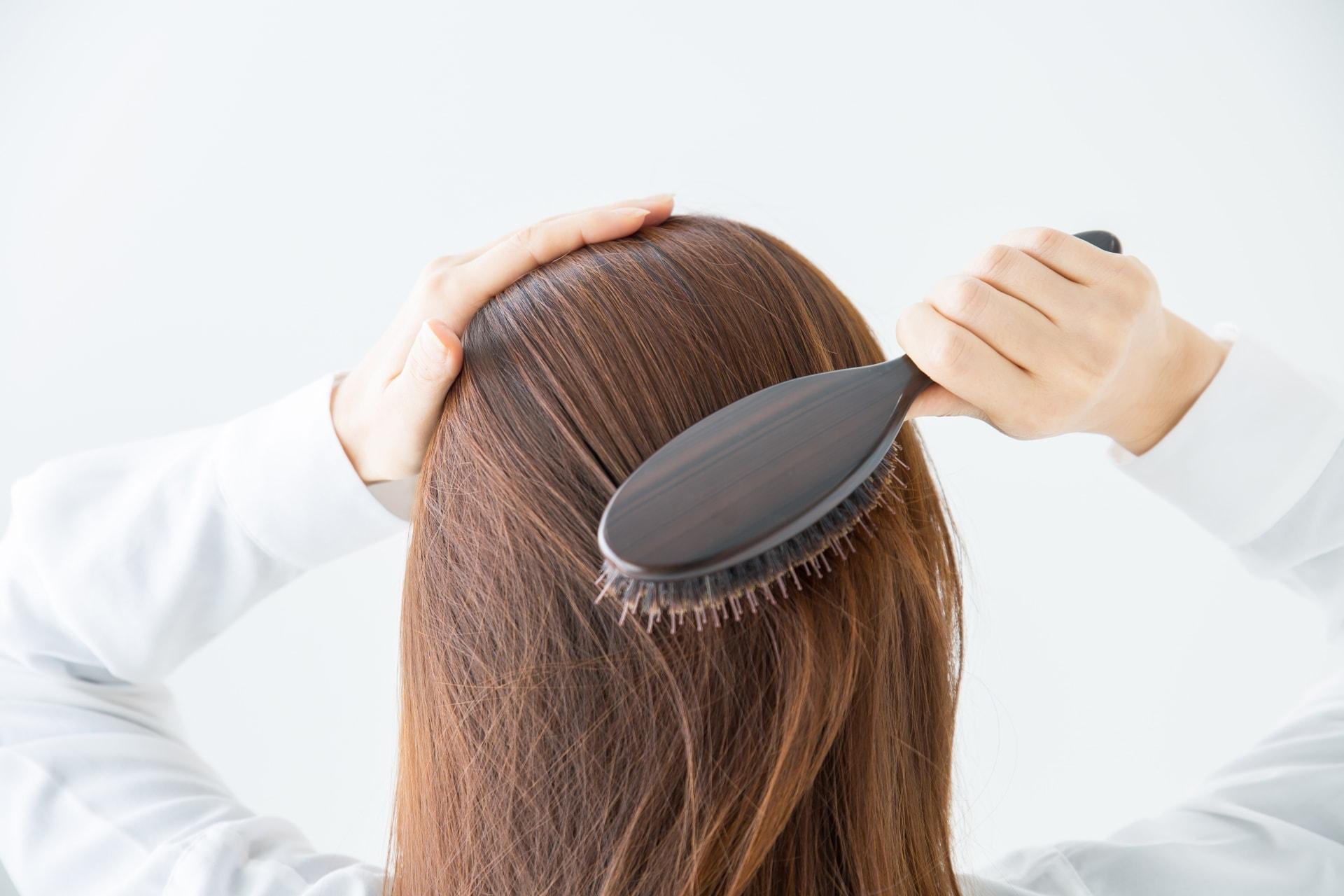 【薄毛の原因】女性の薄毛の原因の頭皮の乾燥による薄毛とは