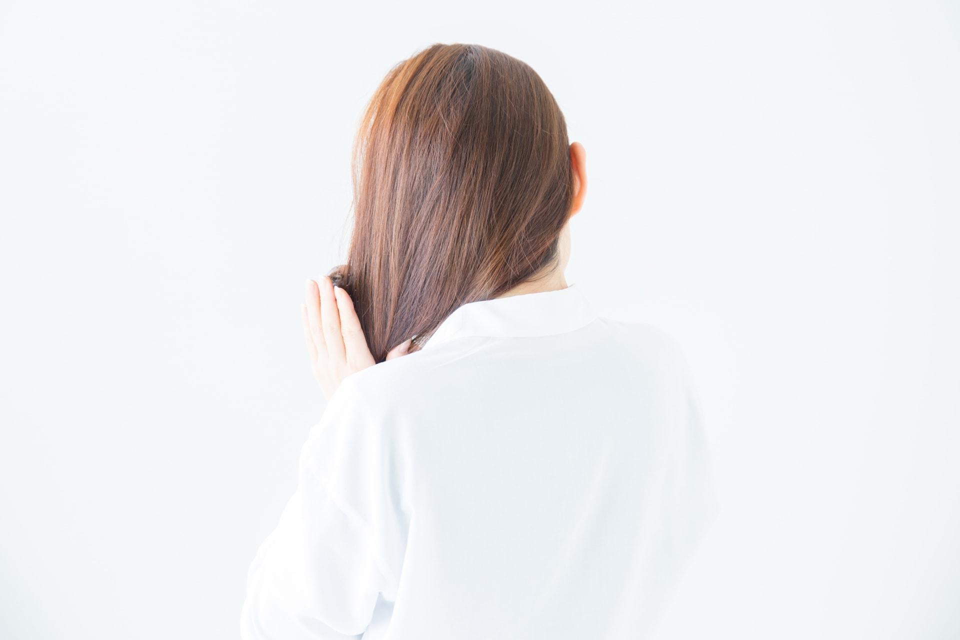 【女性の薄毛】40代の女性の薄毛の症状とは