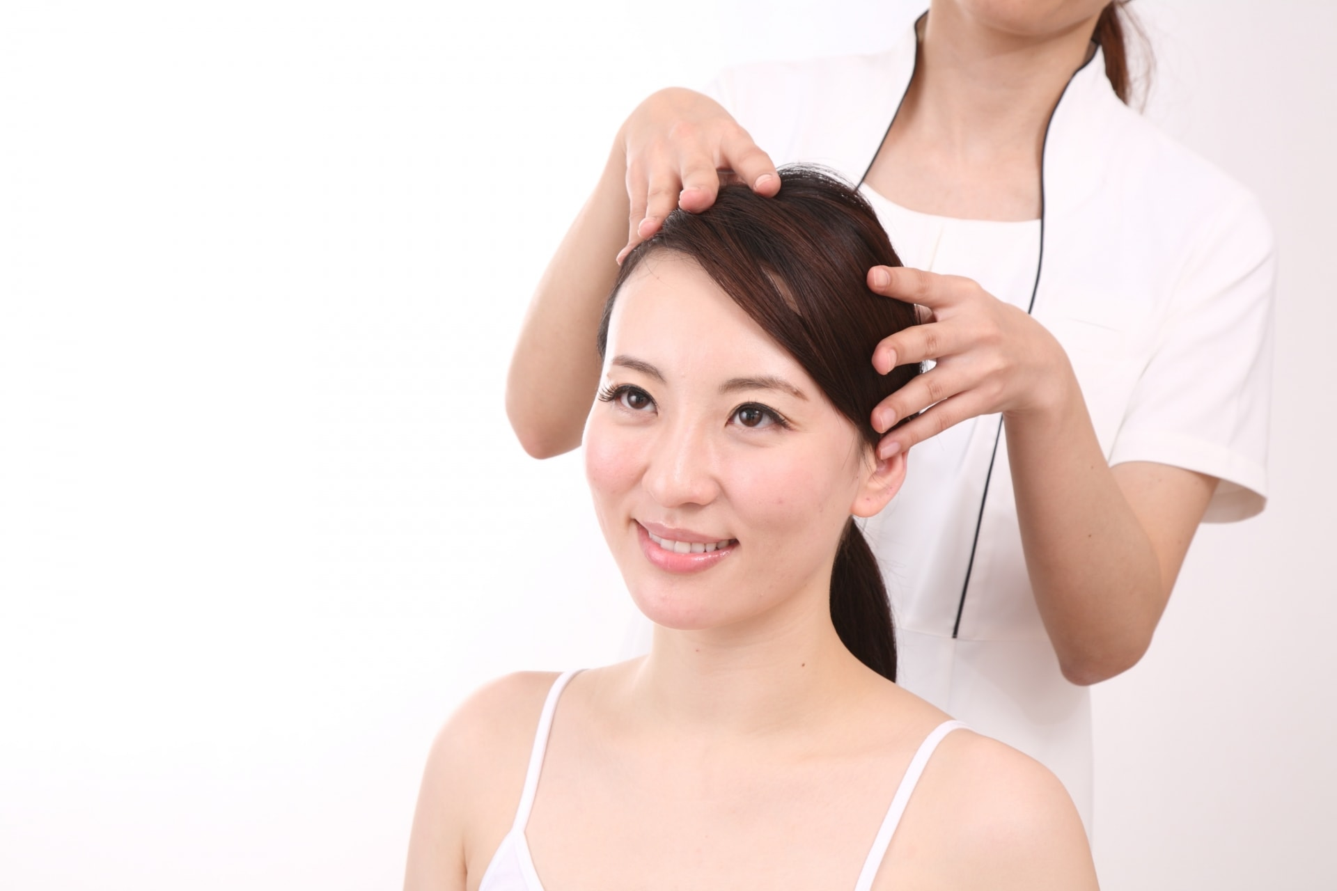 【女性の薄毛】頭皮環境の改善で女性の薄毛を改善
