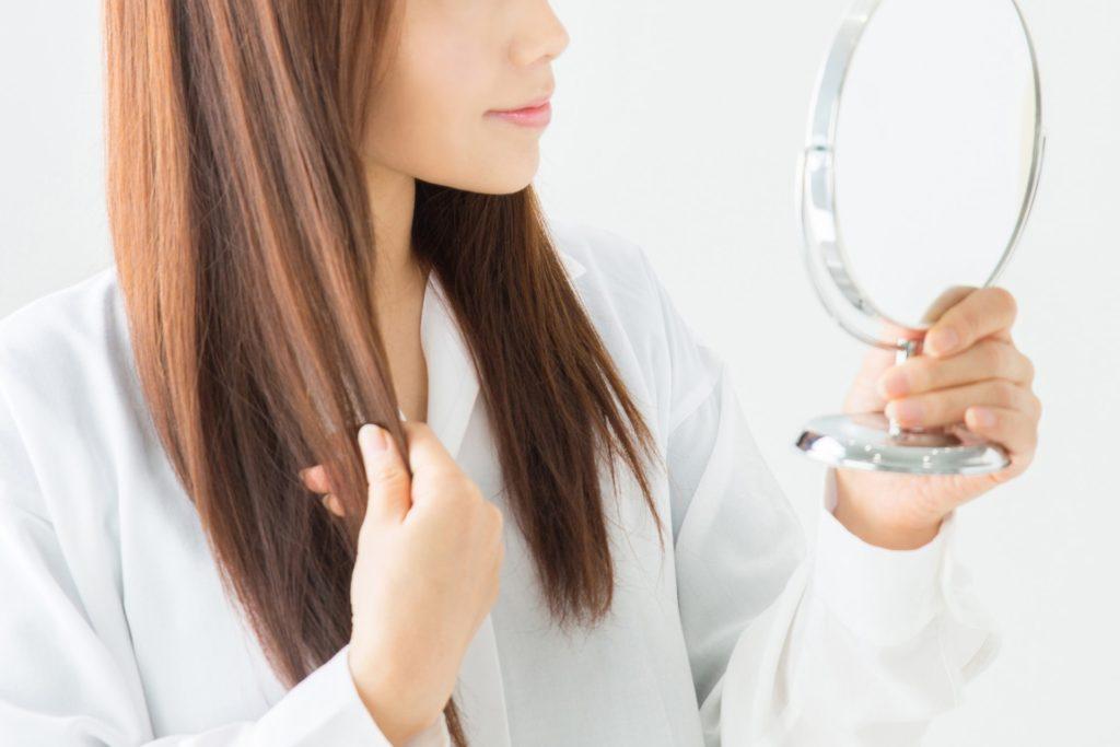 【女性の薄毛】冷え性が薄毛の原因になっている?